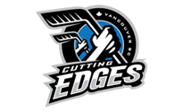 Cutting Edges Gay Hockey Logo