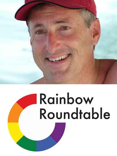 Rainbow Round Table