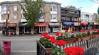 Vancouver Gay Bars & Businesses