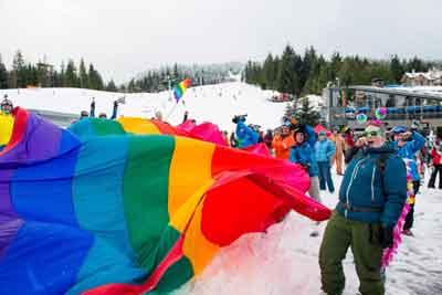 Gay Whistler & Gay Ski Week – Winter Pride